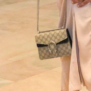 Gucci Bags - Gucci Dionysus GG Supreme Mini Bag